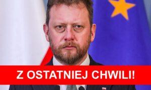 Łukasz Szumowski ma koronawirusa! Gdzie były minister zdrowia mógł się zarazić?