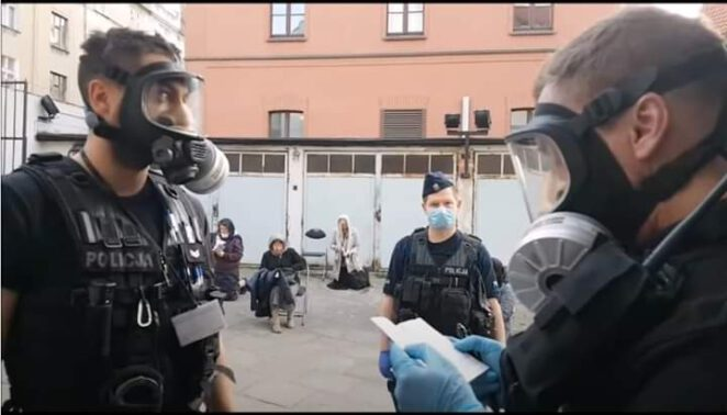 nagrody dla policjantów za walkę z epidemią 3