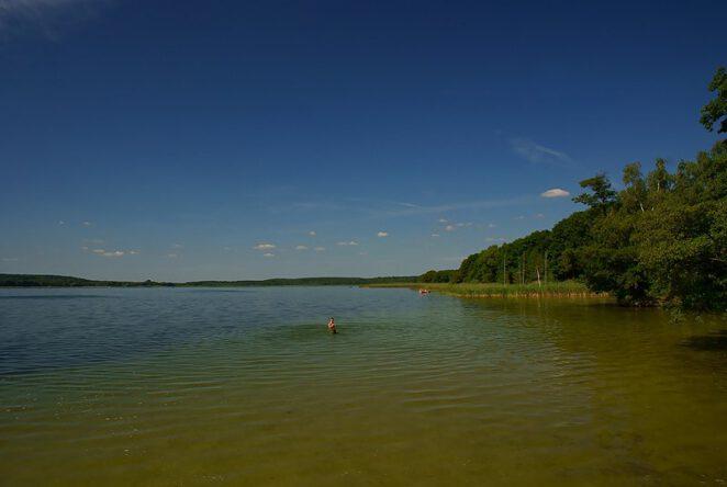 najczystsze jeziora w Polsce 11
