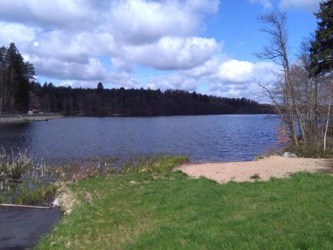 najczystsze jeziora w Polsce 2