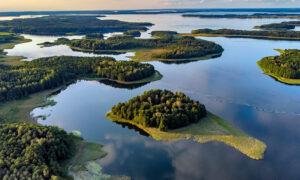 najczystsze jeziora w Polsce 9