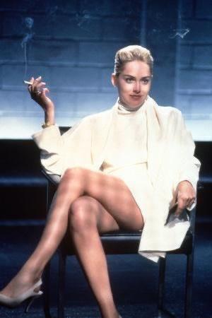 piorun poraził Sharon Stone 2