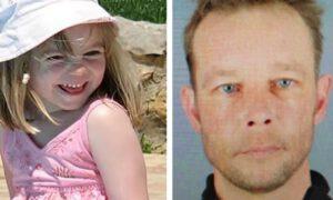 Podejrzany o porwanie Madeleine McCann