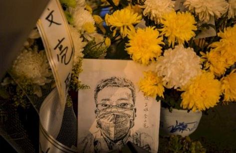 pogrobowiec bohaterskiego lekarza z Wuhan 4