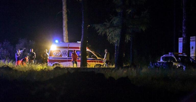 policjant zastrzelił złodzieja paliwa
