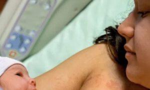 23-latka pojechała w nocy do szpitala z kamicą nerkową, a wróciła z noworodkiem