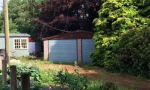 W 2 miesiące zmienił swój ogród nie do poznania. Wygląda jak w Love Island