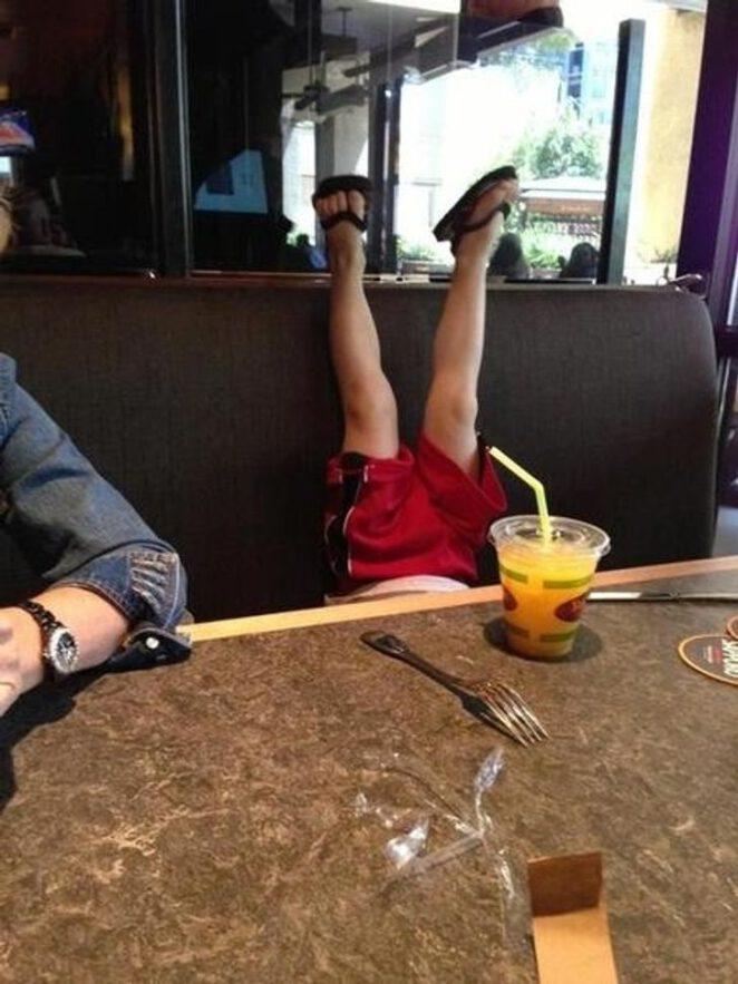 Śmieszne zdjęcia z dziećmi