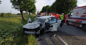Tragiczny wypadek w Borczu