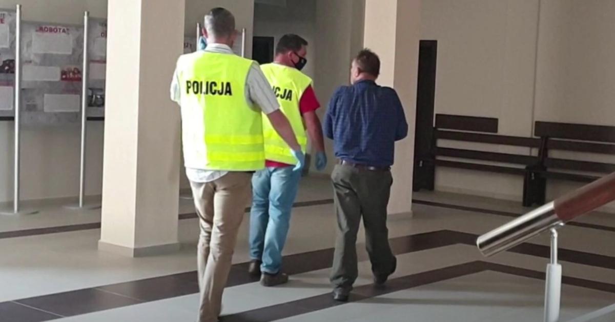 właściciel schroniska trafił do aresztu