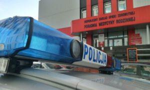 Więzień uciekł ze szpitala Bródnowskiego. Czekał na wynik testu na koronawirusa