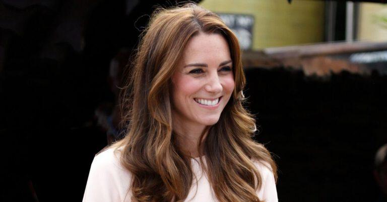 Włosy księżnej Kate