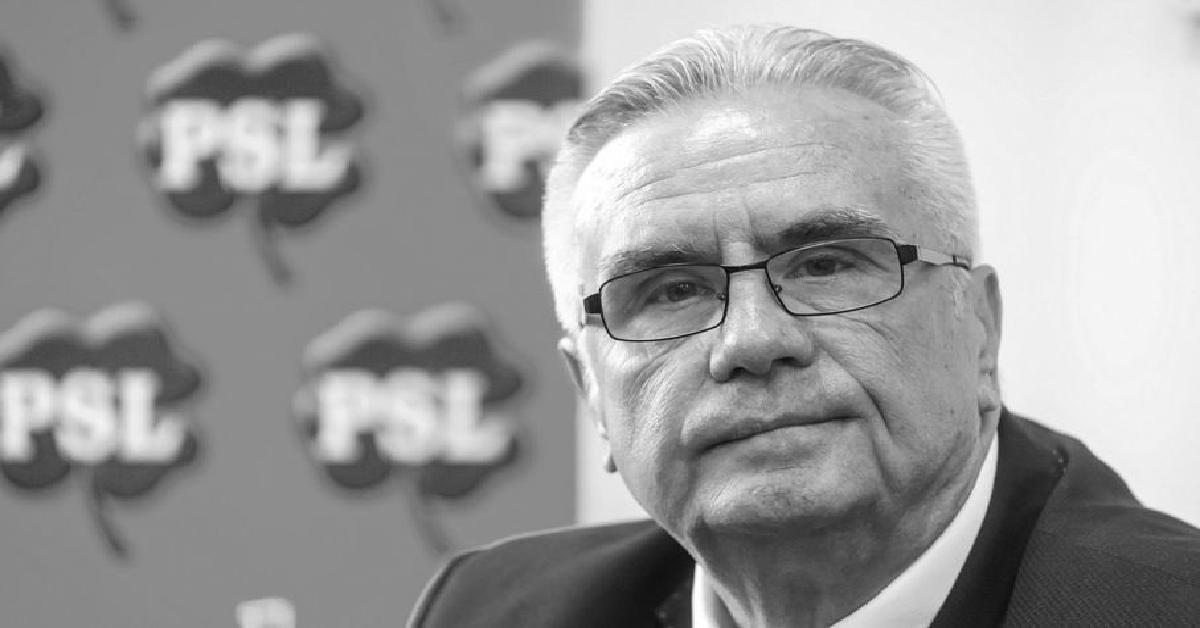 Śmiertelny wypadek Janusza Dzięcioła