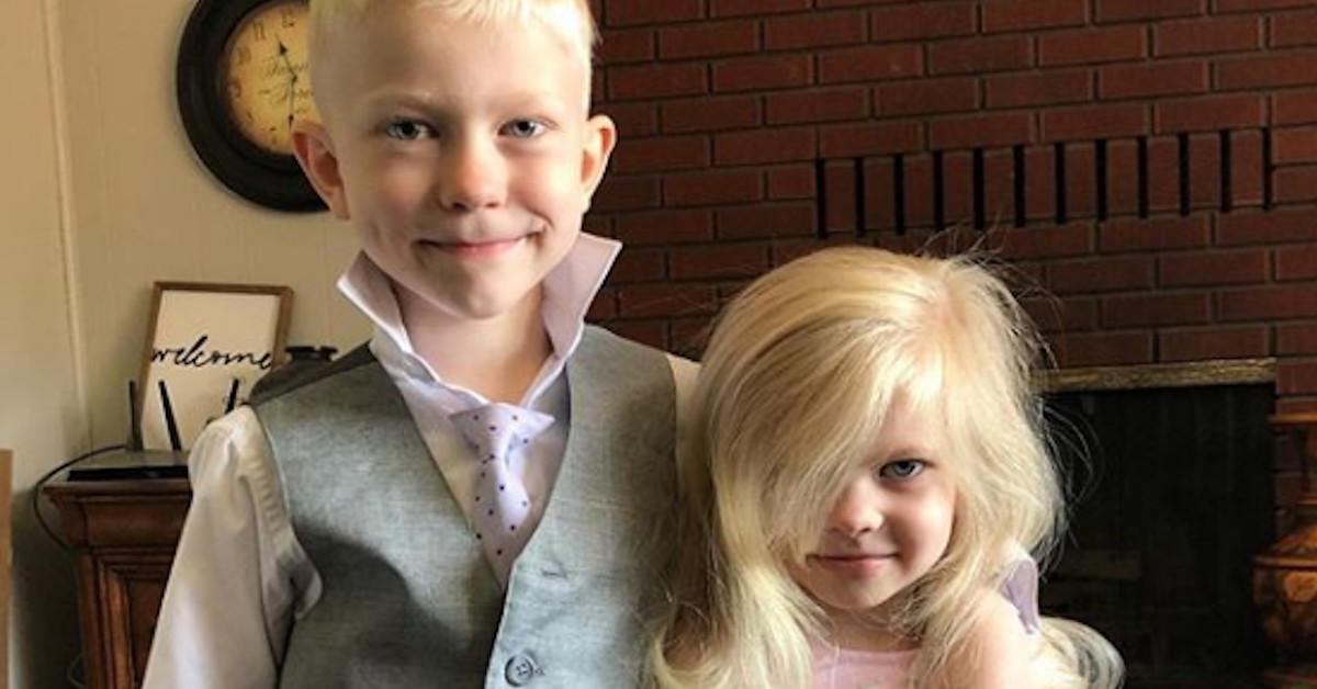 6-latek uratował młodszą siostrę 2