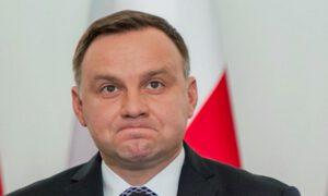 Andrzej Duda obiektem żartów. Rosyjscy pranksterzy podali się za sekretarza ONZ