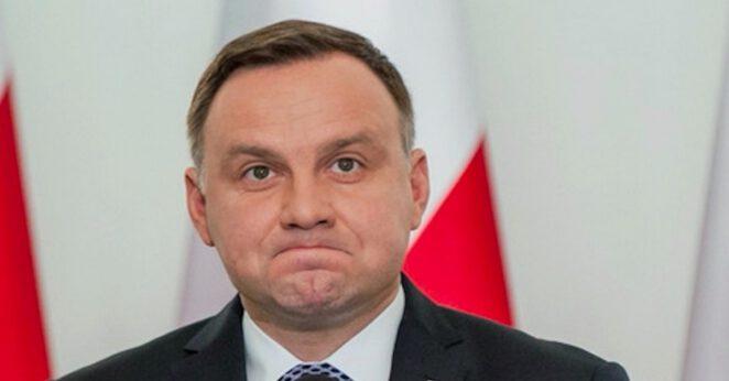 Andrzej Duda obiektem żartów