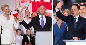 Andrzej Duda zaprasza Rafała Trzaskowskiego