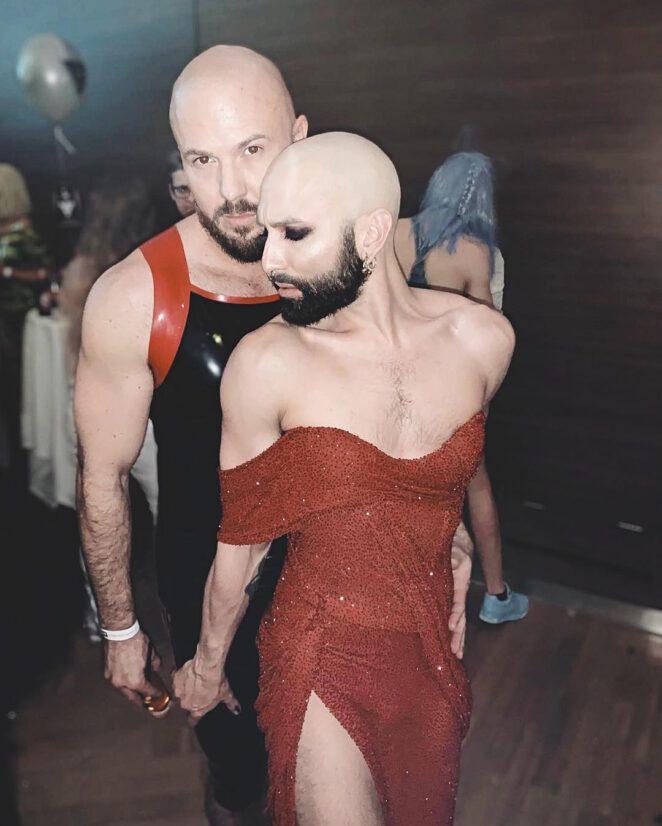 Conchita Wurst znowu szokuje