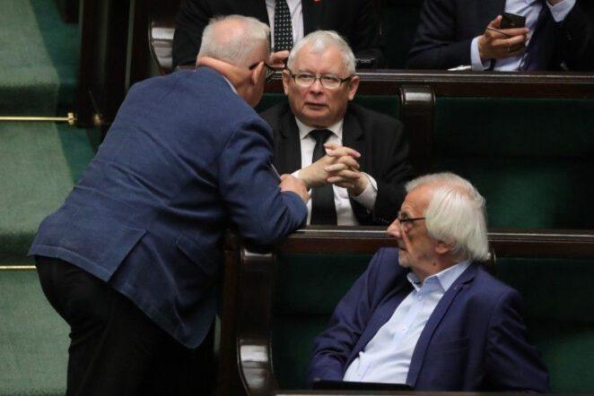 Jarosław Kaczyński okazał brak szacunku 2