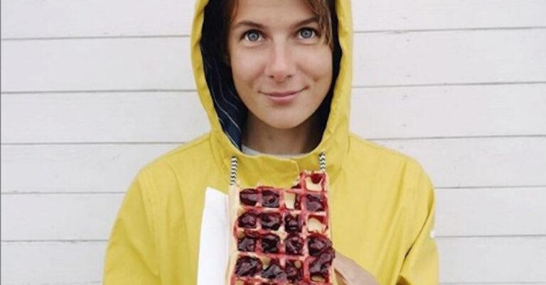 Marta Wierzbicka unika diet