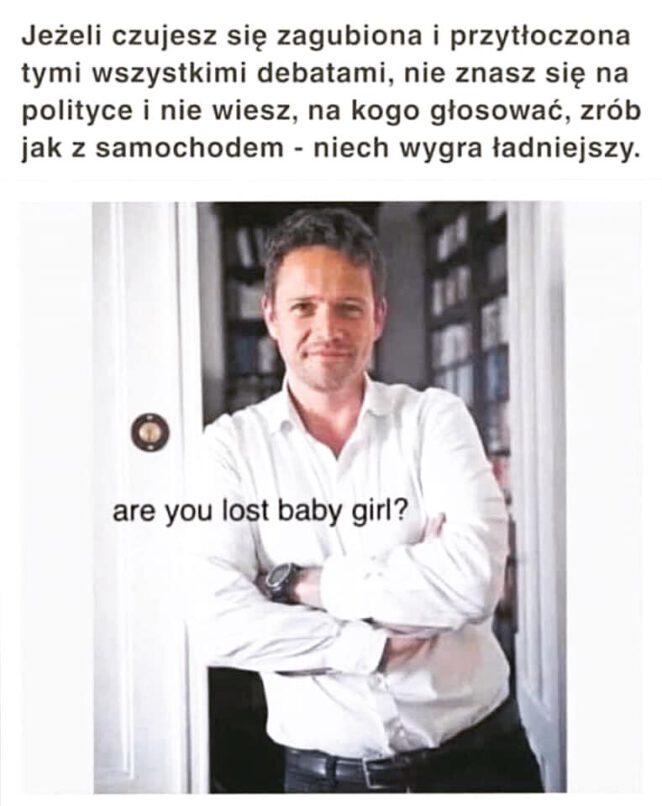 Najlepsze memy wyborcze