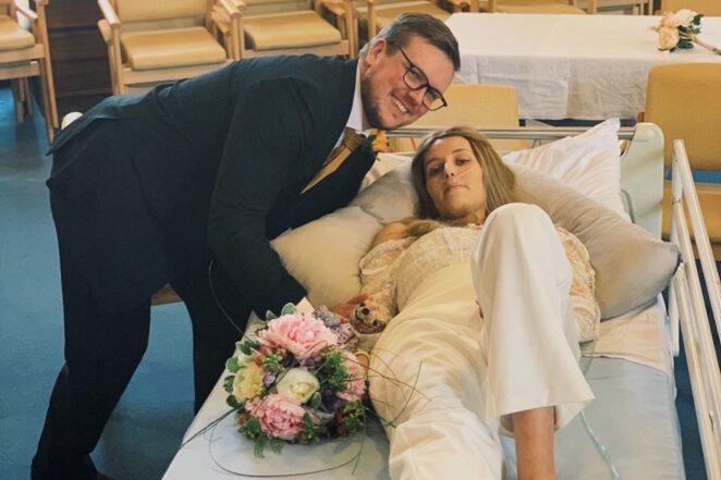 Panna młoda zmarła tuż po ślubie