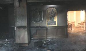 Podpalono kościół z wiernymi. Co było powodem tak przerażającego ataku?