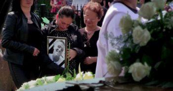 Pogrzeb Darka z Kościeliska