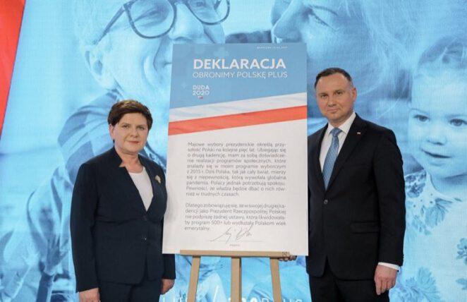 Polacy nie chcą 500 plus 2