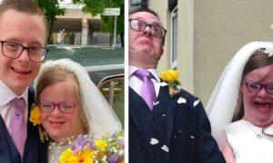 Ślub pary z zespołem Downa. W uroczystości wzięło udział ponad 10 tysięcy gości!