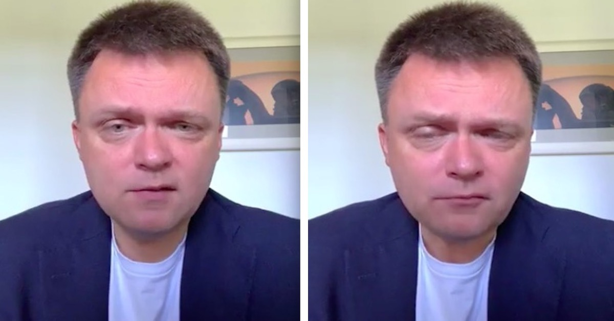 Szymon Hołownia jest bezrobotny