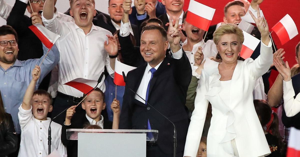 Thiago Cionek pogratulował Andrzejowi Dudzie 2