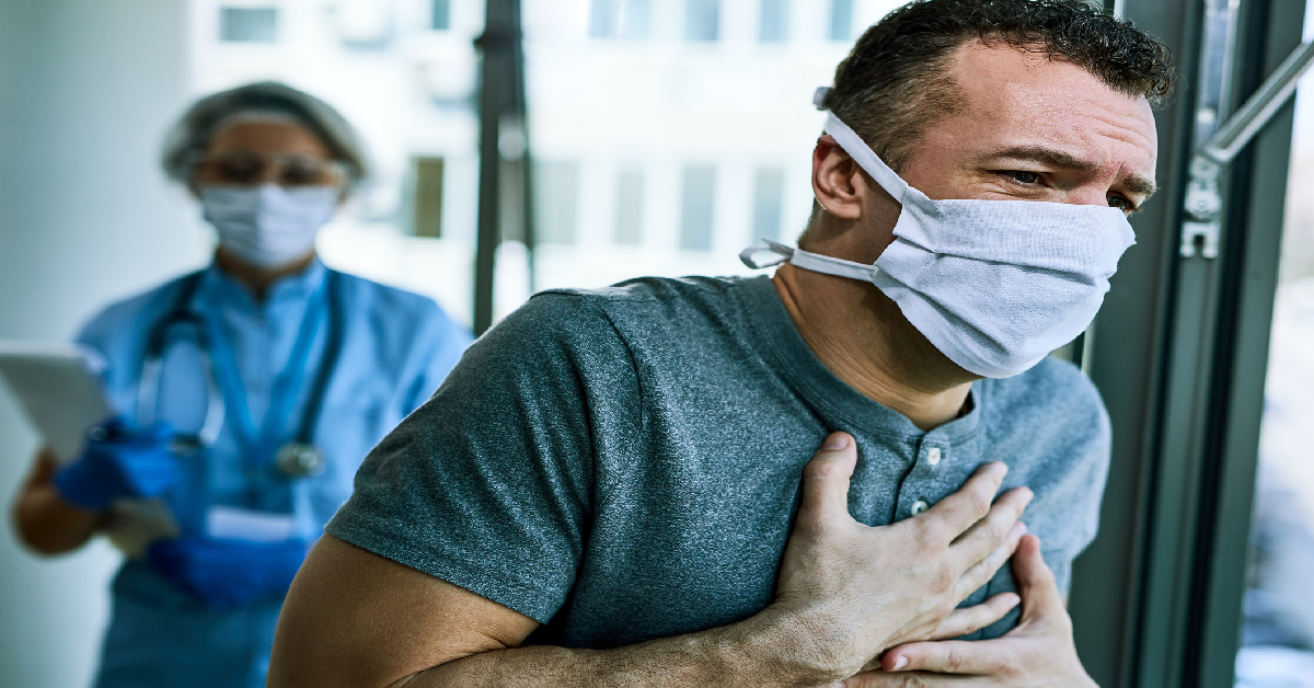 Wzrost zachorowań na zespół złamanego serca