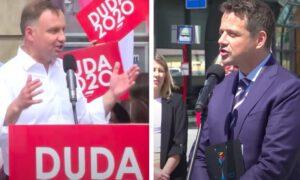 Zaskakujące wyniki sondażu. Jak rozkładają się głosy Polaków z I tury wyborów?