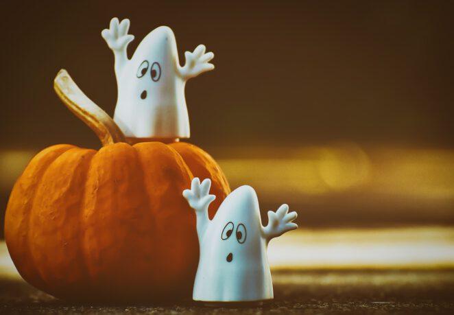 Areszt za obchody Halloween