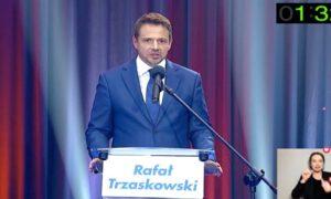Debata Trzaskowskiego. Kuriozalna sytuacja kilka dni przed wyborami