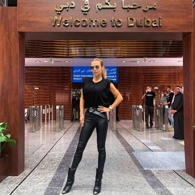 Doda nie poleciała do Dubaju