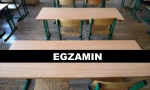 Już w tym tygodniu dodatkowa tura egzaminu ósmoklasisty. Są jednak pewne warunki