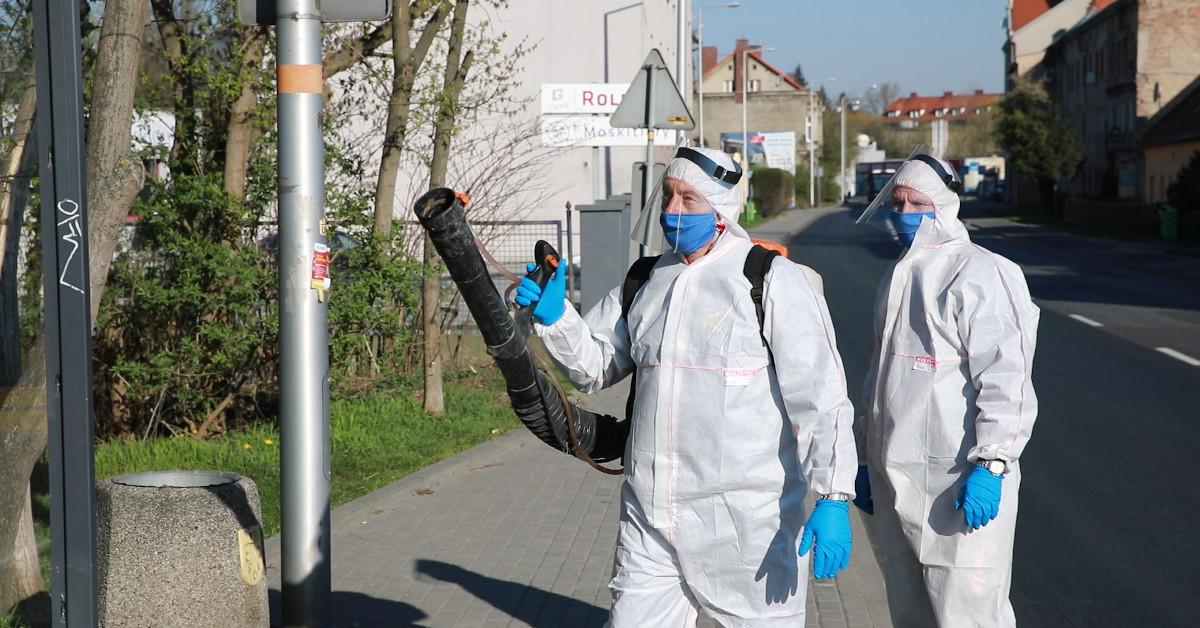 druga fala epidemii w Polsce 2