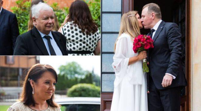 drugi ślub kościelny Jacka Kurskiego 2