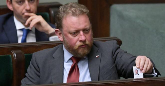Szumowski wziął urlop
