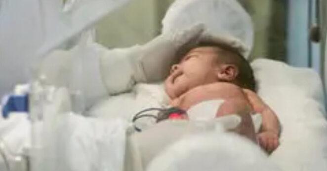 dziecko urodziło się zakażone koronawirusem