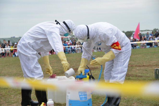 epidemia dżumy w Mongolii 2