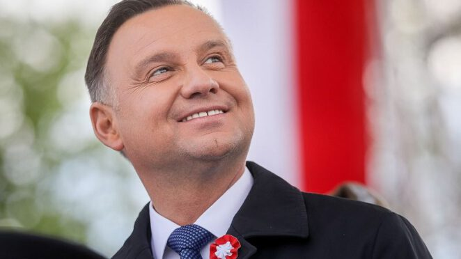 Fikcyjne porwanie Andrzeja Dudy
