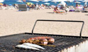 Grillowanie na plaży – dozwolone czy nie?