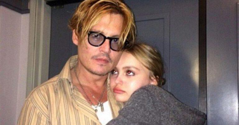 Johnny Depp podał córce narkotyki