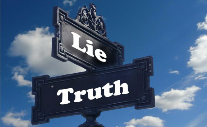 9 oznak kłamstwa