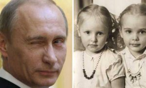 Kim są córki Władimira Putina? Do sieci wyciekły zdjęcia Marii i Kateriny