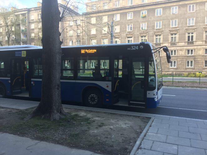 Koronawirus w autobusach