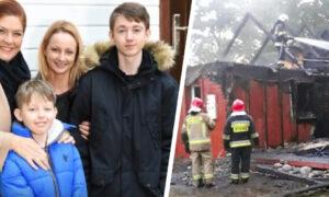 """Pożar domu z programu """"Nasz nowy dom"""". Szokujące kulisy podpalenia"""